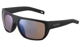 Bolle Vulture Sunglasses - Matte Black / Phantom+ Polarised Photochromic