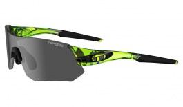 Tifosi Tsali Sunglasses - Crystal Neon Green / Smoke + AC Red + Clear