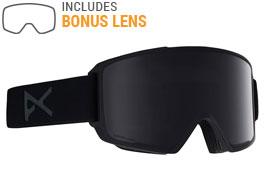 Anon M3 Ski Goggles - Smoke / Sonar Smoke + Sonar Blue