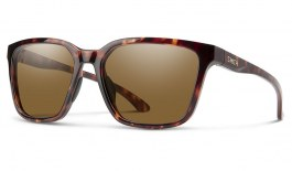 Smith Shoutout Sunglasses - Dark Tortoise / ChromaPop Brown Polarised