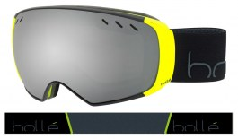 Bolle Virtuose Ski Goggles - Black & Neon / Black Chrome + Lemon Gun