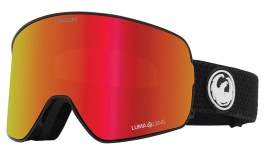 Dragon NFX2 Ski Goggles - Split / Lumalens Red Ion + Lumalens Light Rose