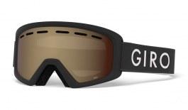 Giro Rev Ski Goggles - Black Zoom / Amber Rose