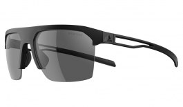 adidas Strivr Sunglasses - Matte Black / Grey Polarised