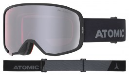Atomic Revent Ski Goggles - Black / Silver Flash