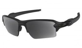 Oakley Flak 2.0 XL Prescription Sunglasses - Matte Black (Gunmetal Icon)