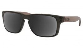 Oakley Holbrook XS Prescription Sunglasses - Translucent Grey Smoke