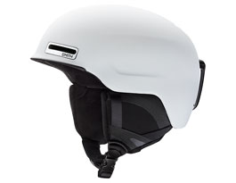 Smith Maze Ski Helmet - Matte White