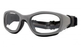 Rec Specs Slam Goggles - Gunmetal / Clear