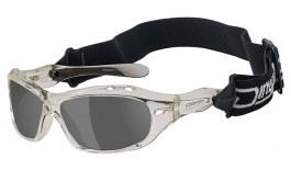 Dirty Dog Wetglass Curl II Prescription Sunglasses - Crystal