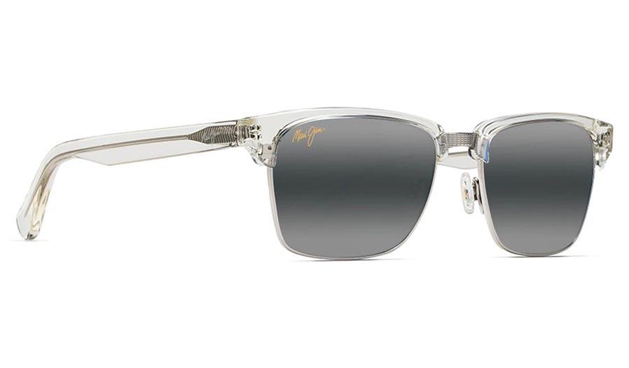 Maui Jim Kawika Prescription Sunglasses - Crystal