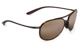 Maui Jim Alelele Bridge Sunglasses - Tortoise / HCL Bronze Polarised