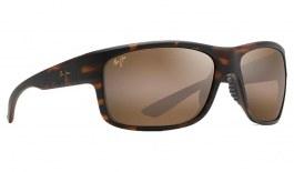 Maui Jim Southern Cross Sunglasses - Matte Tortoise Rubber / HCL Bronze Polarised