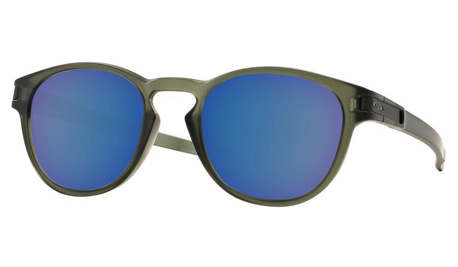 cba71d3b2c9 Oakley Latch Prescription Sunglasses - Matte Olive Ink - RxSport