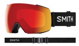 Smith I/O MAG Ski Goggles - Black / ChromaPop Photochromic Red Mirror + ChromaPop Sun Black