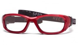 Rec Specs Maxx 31 Goggles - Crimson / Clear