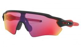 Oakley Radar EV XS Path Sunglasses - Matte Black / Prizm Road
