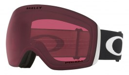 Oakley Flight Deck XL Prescription Ski Goggles - Matte Black / Prizm Dark Grey
