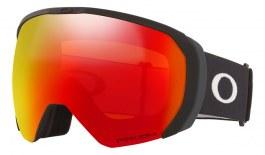 Oakley Flight Path XL Prescription Ski Goggles - Matte Black / Prizm Torch Iridium