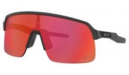 Oakley Sutro Lite Sunglasses - Matte Carbon / Prizm Trail Torch