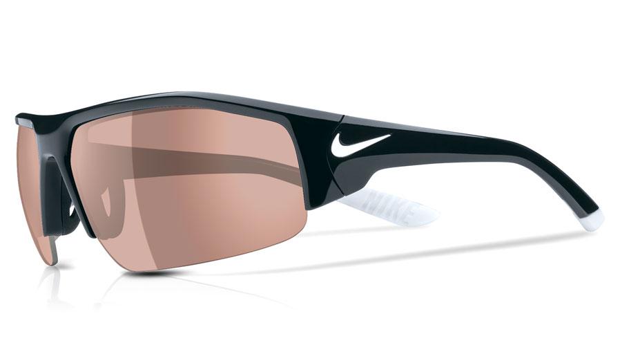 a518f82ba0 Nike Skylon Ace XV Prescription Glasses - Matte Black   White - RxSport