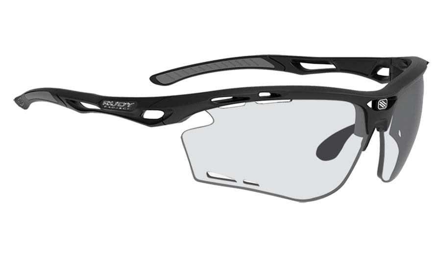 Rudy Project Propulse Prescription Sunglasses - ImpactRX Directly Glazed - Matte Black