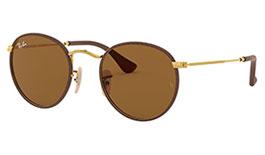 Ray-Ban RB3475Q Round Craft Sunglasses