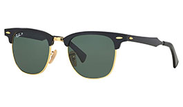 Ray-Ban RB3507 Clubmaster Aluminium Sunglasses