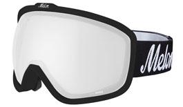 Melon Jackson Ski Goggles Matte Black Frame
