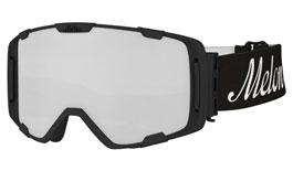 Melon Parker Ski Goggles Matte Black Frame