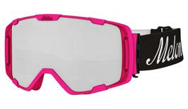 Melon Parker Ski Goggles Matte Pink Frame
