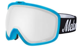Melon Jackson Ski Goggles Matte Bubblegum Blue Frame