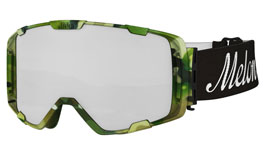 Melon Parker Ski Goggles Matte Camo Frame