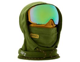 anon MFI Men's Fleece Helmet Hood