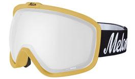 Melon Jackson Ski Goggles Matte Desert Frame