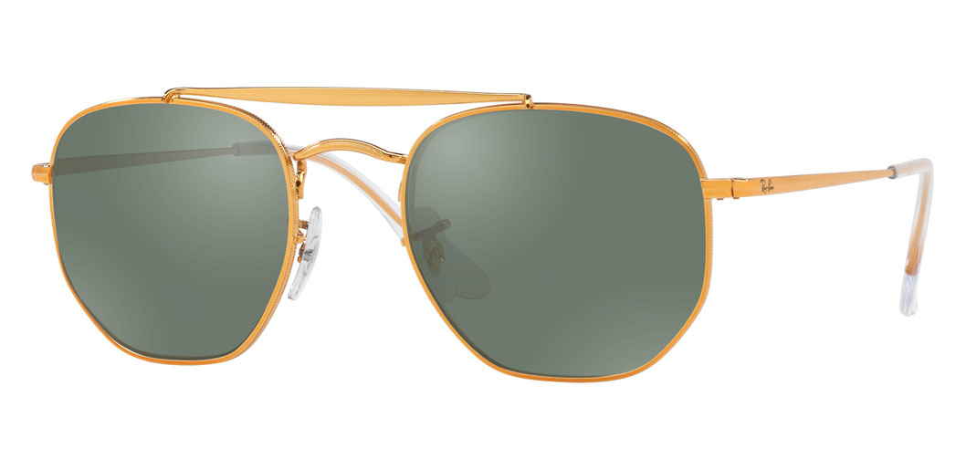 Ray-Ban RB3648 Marshal Prescription Sunglasses - Bronze Copper