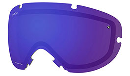 Smith I/OS Ski Goggles Lenses