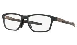 Oakley Metalink Prescription Glasses - Matte Olive & Gunmetal