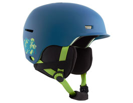 Anon Flash Junior Ski Helmet