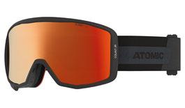 Atomic Count Jr Cylindrical Ski Goggles
