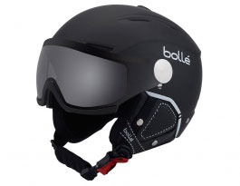 Bolle Backline Visor Ski Helmet