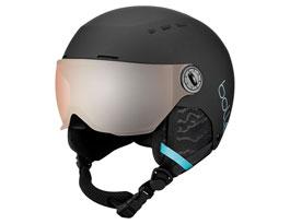 Bolle Quiz Visor Ski Helmet