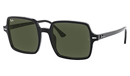 Ray-Ban RB1973 Square II Prescription Sunglasses - Black