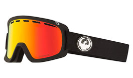 Dragon D1 OTG Ski Goggles