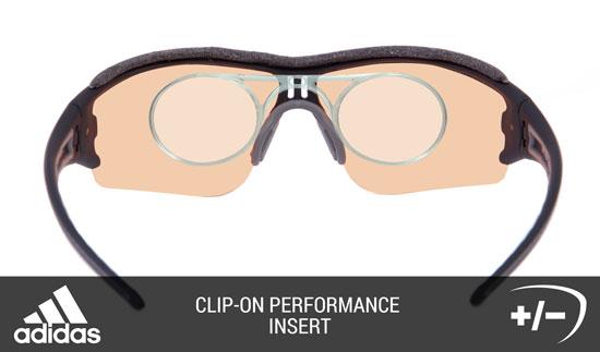 61d720ac1 Adidas Evil Eye Halfrim Pro Prescription Sunglasses - Adidas Prescription  Sunglasses - RxSport