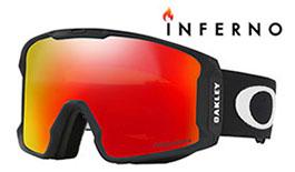 Oakley Line Miner Inferno Ski Goggles