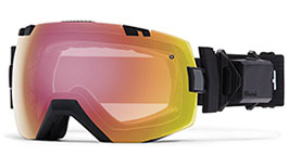 Smith Optics I/OX Turbo Fan Ski Goggles