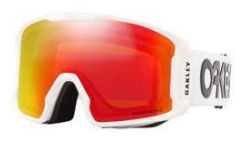 Oakley Line Miner Prescription Ski Goggles