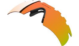 Oakley M Frame Hybrid Sunglasses Lenses