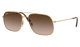 Ray-Ban RB3595 Andrea Sunglasses
